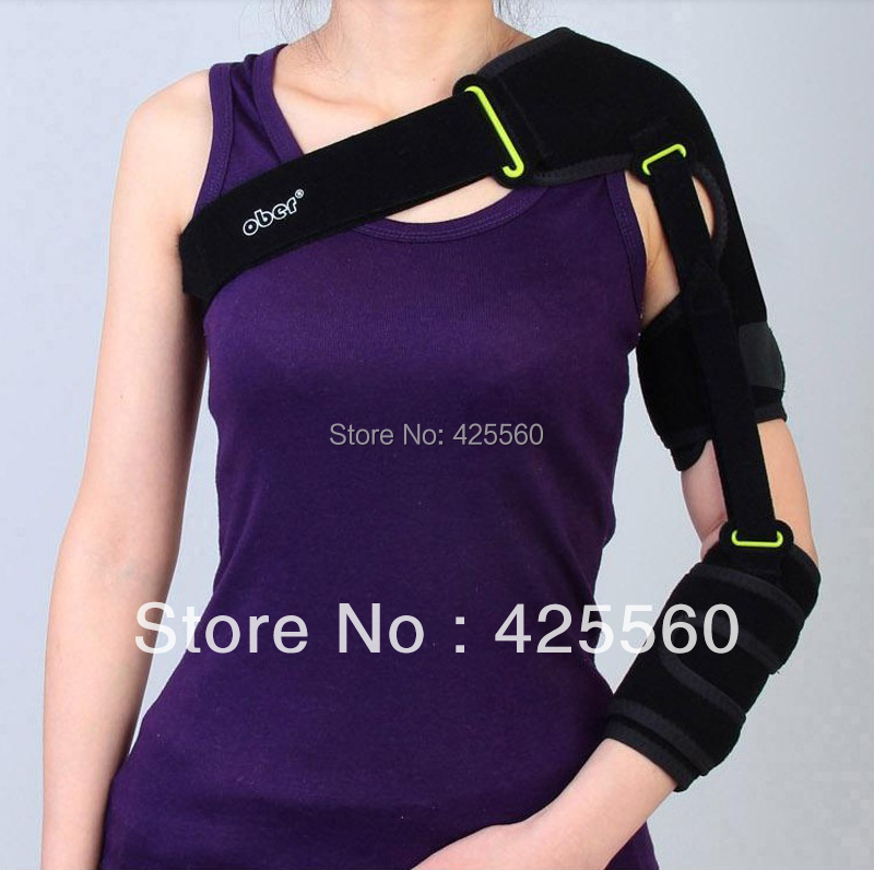 Shoulder Brace &amp; Support Arm Sling For Stroke Hemiplegia Subluxation Dislocation Recovery Rehabilitation<br><br>Aliexpress