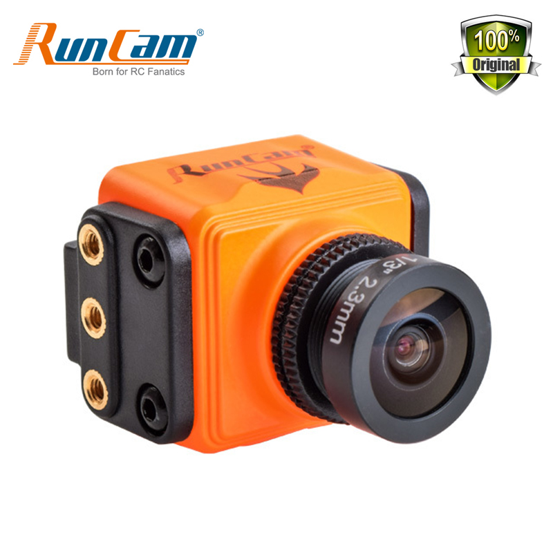 RunCam Swift Mini 2 600TVL Camera Integrated OSD PAL with 2.1mm/2.3mm lens Base Holder for For RC Race FPV drone Quadcopter<br>