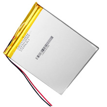 4*94*105mm 3.7V 6000mAh Tablet update Battery For Tablet SmartQ T20 AMPE A86 Dual Core P85 CUBE U35GT DUAL CORE,U35GT QUAD CORE(China)