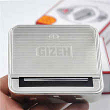 6 X Metal Cigarette Tobacco Roller For 70MM Paper Rolling Machine Box Case(China)