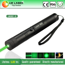 Green Laser Pointer JD 303 Red High Power Adjustable Focus Burning Match Lazer Pointer without 18650 Battery