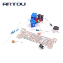 1PCS Power Module Boost Module 5V + 12V Boost MC34063 Module DIY Electronic Production Kit(China)
