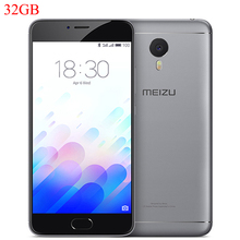 "Original Meizu M3 Note 4G LTE Global Firmware Cell Phone MTK Helio P10 Octa Core 5.5"" FHD 3G 32G Touch ID 4100mAh Smartphone"
