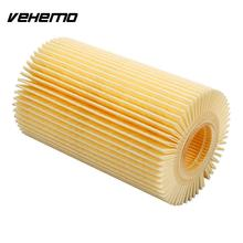Buy Vehemo Auto Oil Filter Car Oil Filter Oil Filter 04152-YZZA4 Fits Multiple Models Auto Accessories Lubricating Car Parts