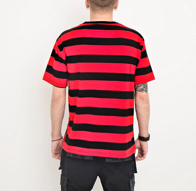 Casual Coon Striped Tshirts 2