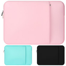 "11-15 inch laptop notebook case sleeve bag Computer Cover Pouch for 11""12""13""15""15.6"" Macbook Pro Air Retina Tablet PC Carry Bag"