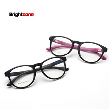 The new flat glasses frames dedicated neutral round frame glasses frames men and women generally focus on fashion and taste