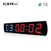 "[Ganxin]4"" factory Supply Low Price Led Gym Fitness Workouts Timer crossfit interval timer"