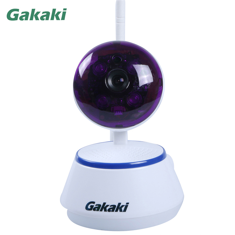 Gakaki 960P HD Wifi Wireless IP Camera Surveillance Home Security Night Vision Indoor CCTV Cam Baby Monitor Mini Network Cameras<br>