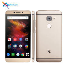 "Original Letv LeEco Le S3 X626 4G LTE Mobile Phone Deca Core MT6797 Android 6.0 5.5""FHD 4GB RAM 32/64GB ROM 21.0MP 3000mAh(China)"