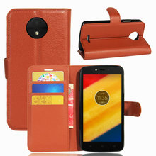 Buy High Flip Wallet Leather Case Bussness Card Slot Stand Cover Motorola Moto C Plus Holder Protector Bag Phone Shell for $3.74 in AliExpress store