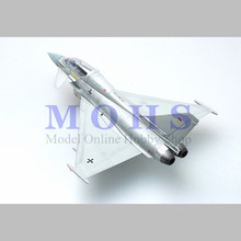 EASY MODEL 37144 1/72 Assembled Model Scale Finished Model Airplane Scale Aircraft Fighter EF2000 EF-2000B  GERMAN AIR FORCE
