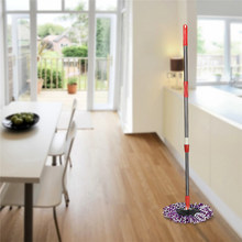 Spin Mop Pole Handle Replacement for Floor Mop 360 No Foot Pedal Version  Jul27 Professional Factory price Drop Shipping