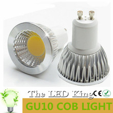 Power 110V 220V GU10 GU5.3 E27 Lampara Dimmable COB Led Spotlight Bulb Lamp 3W 5W 7W 9W 12W 15W Aluminum Dimming Led Spot Light