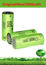 8PCS/LOT 100% A Grade Genuine 3.2V ANR26650M1B 26650 2500mah LiFePO4 High Drain 70A(30C) Battery for A123 System