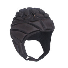 New goalkeeper helmet Adjust tense lax football helmets High quality soccer goalkeeper sport safety protector Head Protect Tools(China)