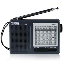 Tecsun R-9012 Full Band FM AM SM Portable Radio Short-wave Mini Handheld MP3 Playback for Elderly