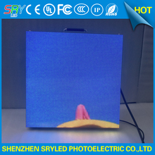 P4.81 indoor High Resolution Magnesium Alloy Stage Rental Advertising LED display(China)
