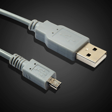 Best New 1m/39 Inches USB 2.0 A to 8 Pin B Cable w/ Ferrite for Nikon CoolPix P90 3FG A4JM