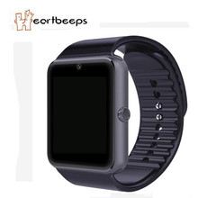 Hot GT08 Smart watch Bluetooth Wrist watch Music Playing Sleep Monitor Suppot Devices For Sumsung Xiaomi Android Smartphones