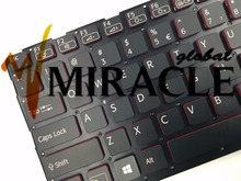 Repair You Life New US keyboard FOR Sony Vaio E14 SVE14 SVE141 SVE 14 SVE14111ELW series English layout Original