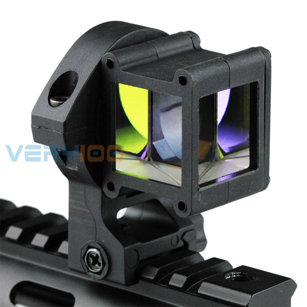 VERY100 Tactical Reflect Angle Sight 360 Degree Rotate For Red Dot Holographic Sight Black Free Shipping<br><br>Aliexpress