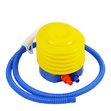 Inflatable Pump Party Toy Air Pump for Balloon Swimming Ring Yoga Ball Mattress Inflatable Toy(China)