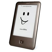 WIFI e book reader Tolino Shine 4GB e ink 6 inch touch screen 1024x758 ebook Reader Built-in Light
