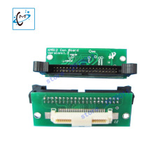 Free shipping Eco solvent printer Liyu printhead mini interface card Konica 512 KM512 print head connector card(China)