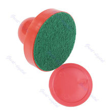 M65 Free Shipping Mini 1pcs 67mm Pusher Air Hockey Table Mallet Goalies And 1pcs 50mm Puck(China)