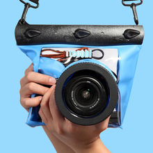Underwater Photography Equipmen Diving Camera Housing Case Pouch Dry Bag Camera Waterproof Dry Bag for Canon Nikon Sony DSLR SLR