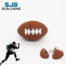 Rugby Pen drive American Football Sports USB Flash Drive U Disk 64G 8G 16G 32G 4G Memory Drive Stick Pendrive Creative  boy gift