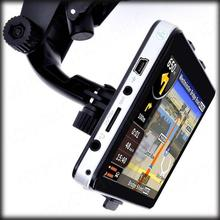 by dhl or ems 5 pieces 5 inch LCD touch screen GPS Car Navigation MTK 4GB Capacity UK EU AU NZ Maps Speedcam POI(China)