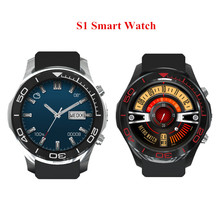 S1 3G Smartwatch Phone Android 5.1 MTK6572 Dual Core 1.2GHz 512MB RAM 4GB ROM WIFI GPS Camera Heart Rate Pedometer Bluetooth 4.0