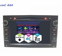 Car radio DVD 1024*600 Quad Core  Android 6.0 for opel radio  DVD Player For Vauxhall/Opel/Antara/VECTR3G 4G bluetooth  wifi