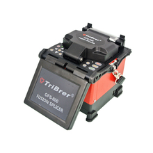 high quality OFS-800 Fiber Fusion Splicer TriBrer Brand  FTTH Multi-function  Fiber Optic Splicing Machine