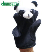 CHAMSGEND Modern Cartoon Children Baby Toy Finger Puppets Hand Puppet Doll Animals Gloves For Kids  H16