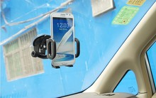 360 Rotatable Universal Car Mount Holder For Samsung Galaxy S7 S6 S5 S4 MINI S3 j3 J5 2016 A3 A5 2015 grand prime core Duo 2 Neo(China)
