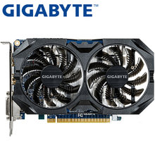 Gigabyte graphics card оригинальный GTX 750 Ti 2 ГБ 128Bit GDDR5 видео карты для nVIDIA Geforce GTX 750Ti Dvi Hdmi использовать карты VGA(China)