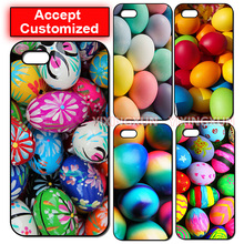 Easter Egg Cell Phone Cover Case for Samsung Galaxy S3 S4 S5 Mini S6 S7 S8 Edge Plus Note 3 4 5 8(China)