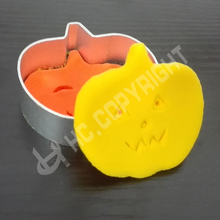 1pc Halloween Pumpkin Shape Metal Cutter Cookie Biscuit Pastry Baking Mould Bakeware Chocolate Candy Sugar Craft Kitchen Tools