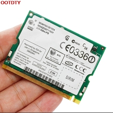 OOTDTY For Intel Pro/Wireless 2200BG 802.11B/G Mini PCI WIFI Network Card for Toshiba for Dell