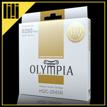 Olympia Brand Classical Guitar String 1 set 6 strings High Quality Clear Nylon Strings Normal Or Hard Tension Original