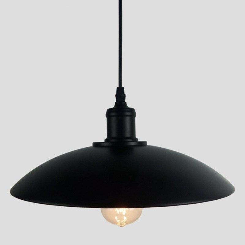 Nordic loft retro industrial wind Pendant Light Creative single-head iron pot Pendant Lamp for restaurant coffee bar warehouse<br>