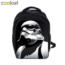 Star Wars Backpack For Boys School Bags Kids Daily Backpacks Children Backpack Book Bag Bags Schoolbags Best Gift Bag Mochila(China)