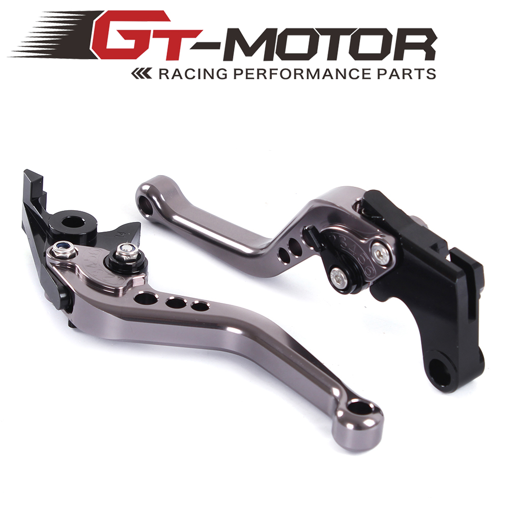 GT Motor - F-14 Y-688 Motorcycle Brake Clutch Levers For Yamaha R6S USA VERSION R6S CANADA VERSION FZS1000<br><br>Aliexpress