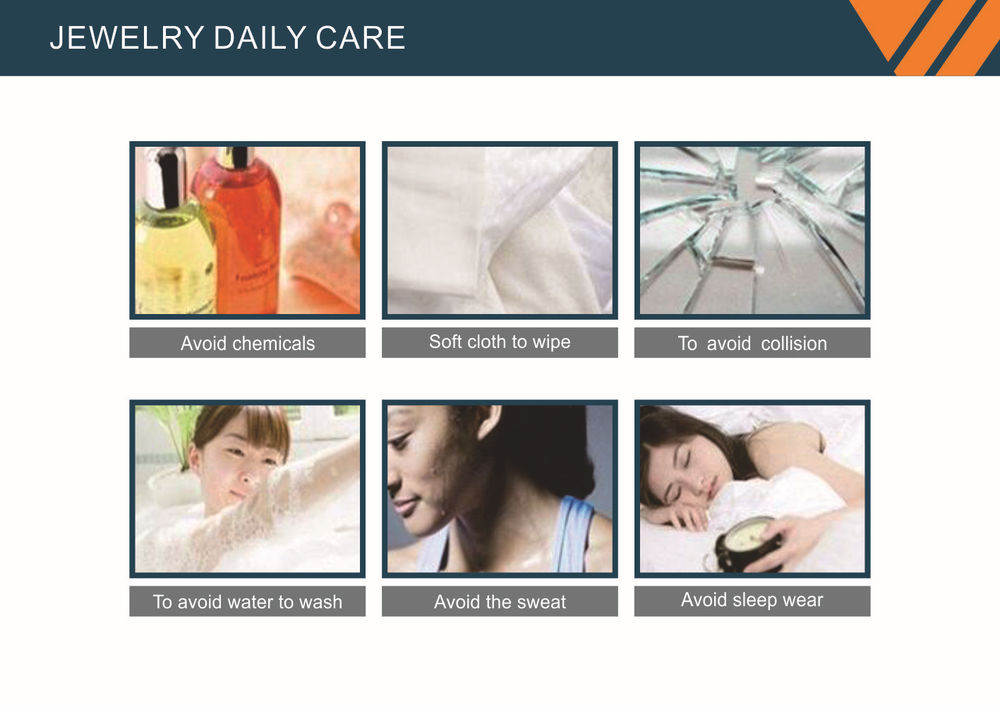 JEWELRY DAILY CARE