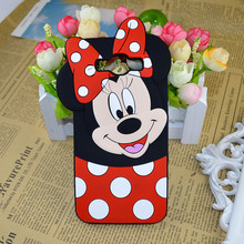 Cartoon Minnie Mickey Mouse Silicone Case Cover Samsung Galaxy J5 2015 Ice Cream Starbucks Pikachu Rabbit Unicorn White Cat - Christina's No.1 Store store