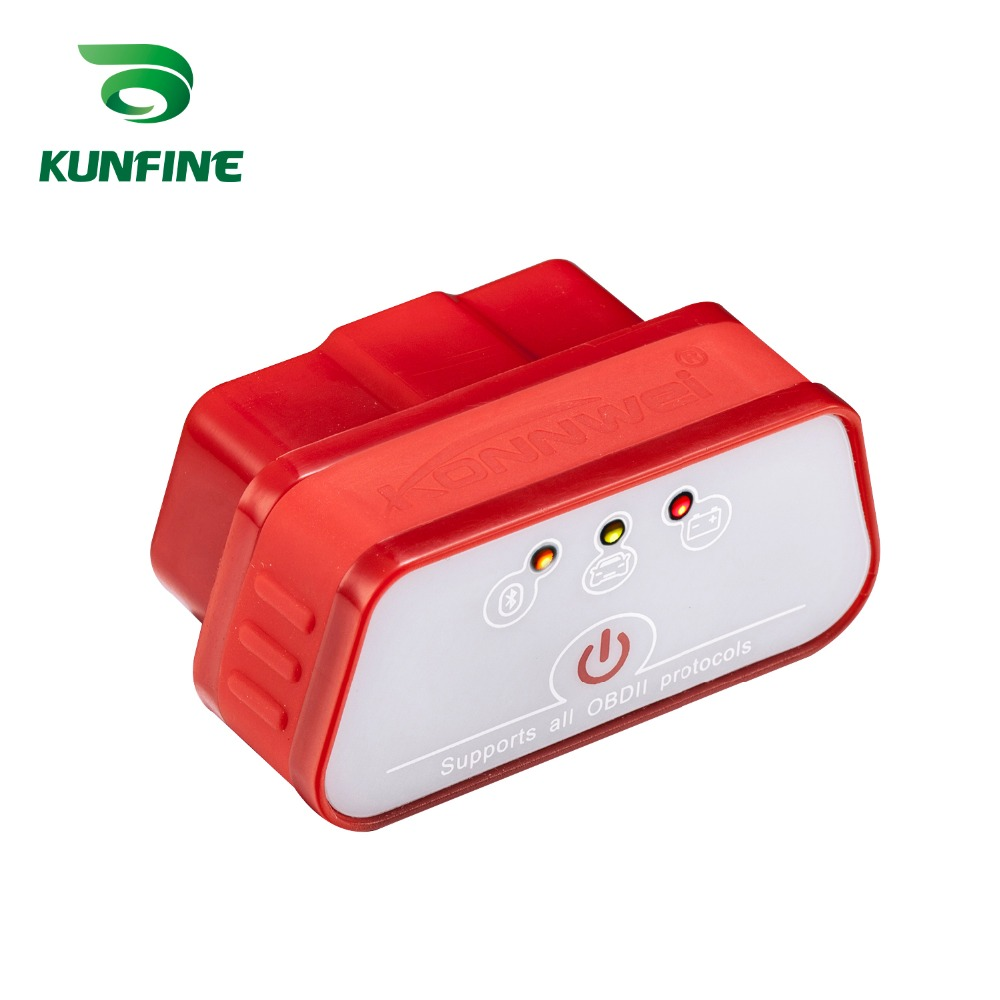 Auto Diagnostic Tool Car engine code Scanner Vehicle fault reader KF-A1184_8401