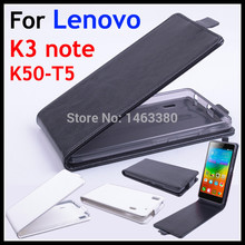 High Quality luxury Leather Case For Lenovo K3 note K50-T5 K 3 K 50 T 5 housing Flip Cover cases with Mobile Phone Cases chassis(China)